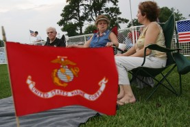 Marine Corps Base Camp Lejeune, NC, July 4, 2004